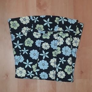 🌼Sigrid Olson Spring Flower Cotton Skirt🌼